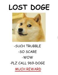 Lost Doge Meme - lost doge much help pls by officialdoge meme center