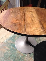 buy reclaimed wood table top elegant round dining table top 40 inch bistro by at cozynest home