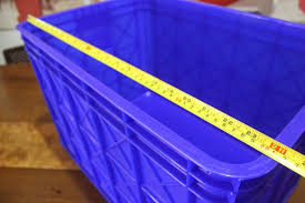 Jual Keranjang Container Plastik Bekas keranjang kontainer plastik polos tipe 2228 p rajaraksupermarket