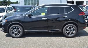 nissan rogue cargo space new 2017 nissan rogue sl sport utility in lawrence n2025