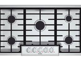 Best 30 Electric Cooktop Kitchen Best 36 Gas Cooktops At Us Appliance Regarding Bosch 5