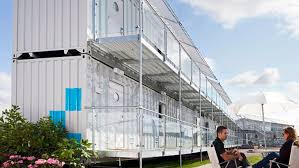 wohncontainer design portable snoozebox shipping container hotel can be set up in just