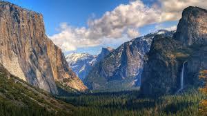 Yosemite Valley Map Yosemite Valley Usa Youtube
