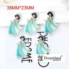 50pcs lot mixed resin flatbacks cartoon princess cinderella belle
