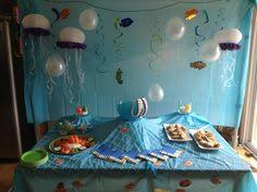 the sea baby shower ideas the sea baby shower ideas blue colored hydrangeas baby