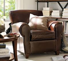 Brown Leather Chair With Ottoman Top Leather Chair With Ottoman Simon Li Leather Chair And Ottoman