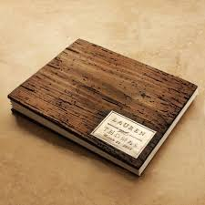 rustic wedding albums 15 best albums images on leather photo albums