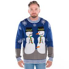 ugly christmas sweaters in canada funny snowman sweater