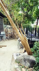thor kaichon bamboo lamduan bamboo sculpture