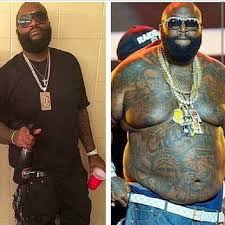checkout what caused rick ross drastic weight loss photo