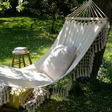 original lazy days large garden hammock fran louise