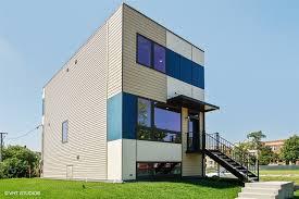 build on site homes zero energy new chicago home 389 900
