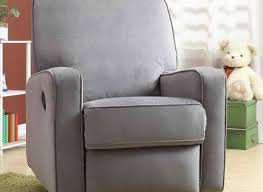 Nursery Recliner Rocking Chairs Chair Awesome Nursery Recliner Awesome Reclining Glider Chair