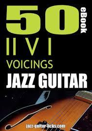 ii v i voicings for jazz guitar pdf ebook method