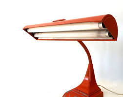 Drafting Table Light Fixtures Retro Drafting Table Etsy