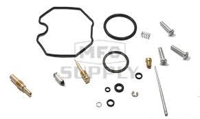 complete atv carburetor rebuild kit for 87 88 honda trx250x atv
