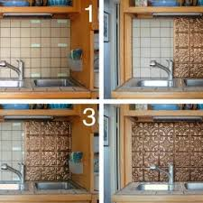 Kitchen Especially Peel And Stick Backsplash For Your Lovely - Peel and stick backsplash kits