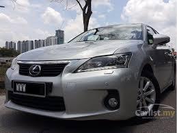lexus ct200h 2013 lexus ct200h 2013 luxury 1 8 in kuala lumpur automatic hatchback