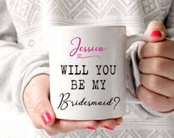 will you be my bridesmaid gifts will you be my bridesmaid gift etsy