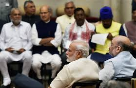 New Cabinet India A Guide To The Winners And Losers In Modi U0027s Cabinet Reshuffle
