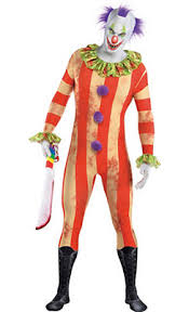 Scary Halloween Clown Costumes Clown Costume Accessories Clown Wigs Noses U0026 Shoes Party