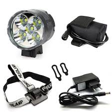 Light Mtb Picture More Detailed Picture About Car Led Cree Xm L 5x T6 Bicycle Light Headlight 7000 Lumen Led Bike Light