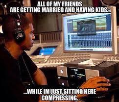 Sound Engineer Meme - music meme 31 audio animals