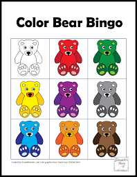 cozy design color games for kids for with a bear theme 224