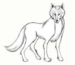 wolf body pencil by marissawalker on deviantart
