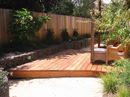 Deck To Patio Transition Decomposed Granite Patios The Human Footprint
