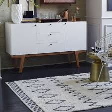 Pottery Barn To The Trade Kasbah Wool Rug Ivory West Elm