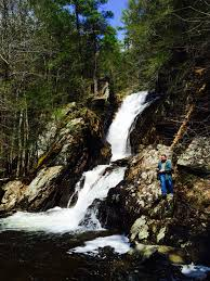 Campbell Falls State Park Reserve