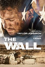 amazon com the wall an amazon original movie aaron taylor