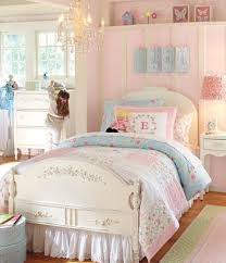 kids room design featured shabby chic bedding set also custom