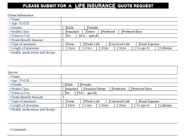 Insurance Quote Sheet Template Leading Edge Di Center The Best Bga Insurance Agency In The Us