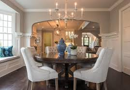 Dining Room Candle Chandelier Mahogany Dining Table With Candle Chandelier