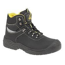 womens boots shoes uk amblers unisex steel fs213 steel toe cap boot mens womens boots