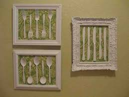 diy ideas for kitchen kitchen easy diy white and green platter wall decor ideas for