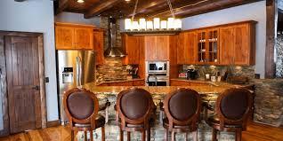 kitchen decorating ideas with cabinets 5 log cabin kitchen design ideas northern log