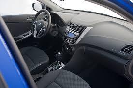 hyundai accent 4 door sedan 2013 hyundai accent reviews and rating motor trend