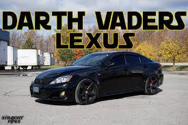 lexus isf test youtube darth vader u0027s lexus isf custom exhaust pure sound youtube