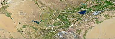 Kyrgyzstan Map Kyrgyzstan Tours U0026 Travel Information Kalpak Travel