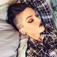 kara gora from hobart hair cuttery created this style by cutting a