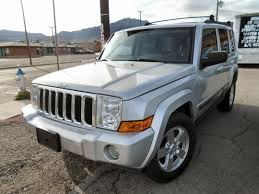 mitsubishi jeep for sale 2007 jeep commander sport 4x4