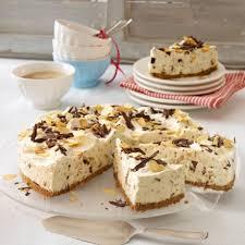 philadelphia torte mit gerösteten mandeln und schokostückchen rezept