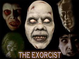 the exorcist life mask