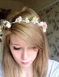 flower girl hair accessories items similar to hair accessories flower crown