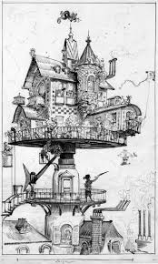 the witch by montjart on 131 best game house and building concepts images on pinterest