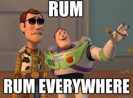 Rum Meme - free tasting lukas wine spirits