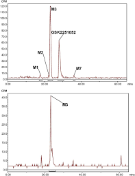 disposition and metabolism of gsk2251052 in humans a novel boron